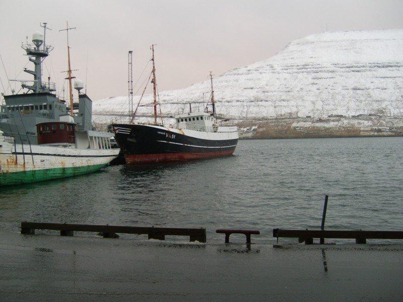 Faroese Shipbreaking